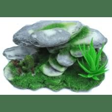 """""""Скала A1267"""" - Декорация за аквариум смола"""