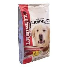 """""""Любимец агне и ориз"""" - Храна за кучета със средна физическа активност"""