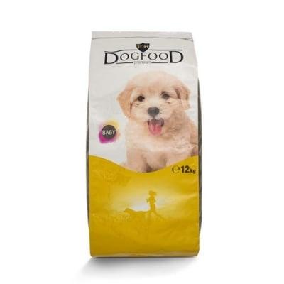 Гранулирана храна за кучета Premium Grain Free BABY - за кученца от всички породи до 12 месеца с говеждо, свинско и риба