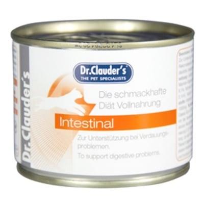 Intestinal Diet - терапевтична диетична храна за котки за поддържане на стомашно-чревната система 200гр.