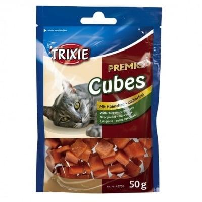 """""""Premio Cubes"""" - Лакомство кубчета с пилешко месо"""