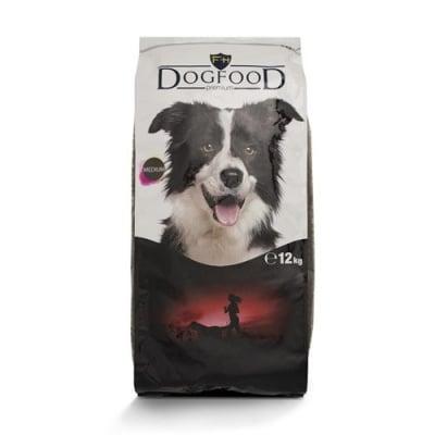 Гранулирана храна за кучета Premium Grain Free MEDIUM - храна за кучета от средни породи с говеждо, свинко и риба