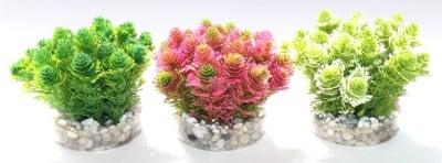 """""""Nano Grass Bush"""" - Изкуствено растение за аквариум"""