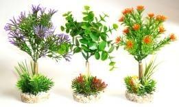 """""""Aqua Garden Nature"""" - Изкуствено растение за аквариум"""