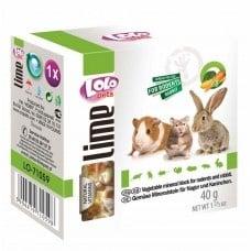 """""""LOLO"""" - Минерален блок за гризачи с различни вкусове"""