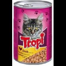 Tropi - Консерва за котки, голяма опаковка