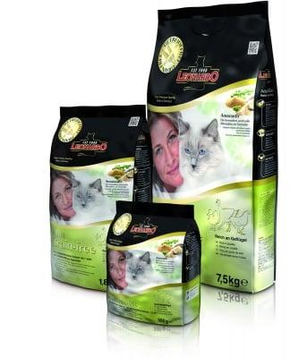 """""""GRAIN FREE"""" - Пълноценна храна за възрастни котки"""