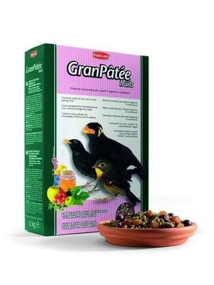 """""""GantPatee - Fruits"""" - Пълноценна храна за насекомоядни птици"""