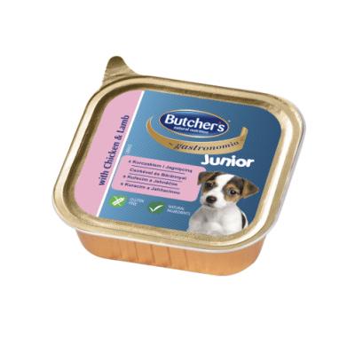 Пастет за кученца до 12 месеца 'Gastronomia' Junior - 150 гр., безглутенов, Butcher's