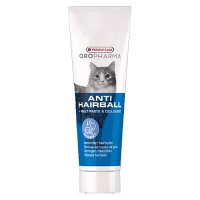 Паста против образуването на космени топки при котките Versele-Laga Anti Hairball, 100гр