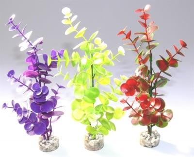 """Water Eucalyptus"" - Изкуствено растение за аквариум"