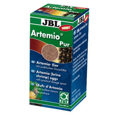 JBL Artemio Pur (NovoTemia) 40ml - яйца от артемия (ракообразни)