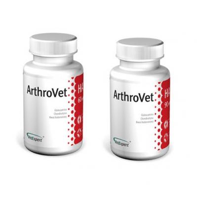 Хранителна добавка ArthroVet HA - укрепва ставите и хрущялите, при Остеоартрит,  VetExpert