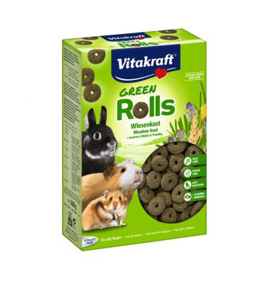 Храна за гризачи Vitakraft Green Rolls, 300гр