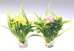 """""""Blooming Flower"""" - Изкуствено растение за аквариум"""