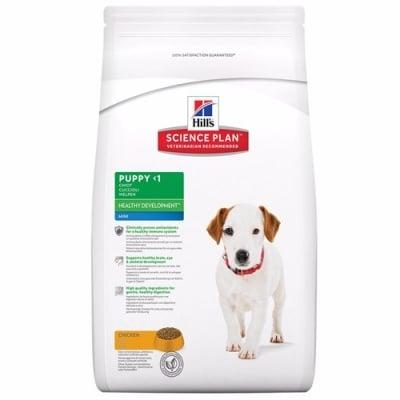 """""""Science Pla Puppy Healthy Developmen Mini Chicken"""" -  Пълноценна храна за подрастващи кученца от дребни породи с пилешко"""