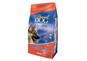 """""""Special Dog"""" - Храна за кучета с агнешко и ориз"""