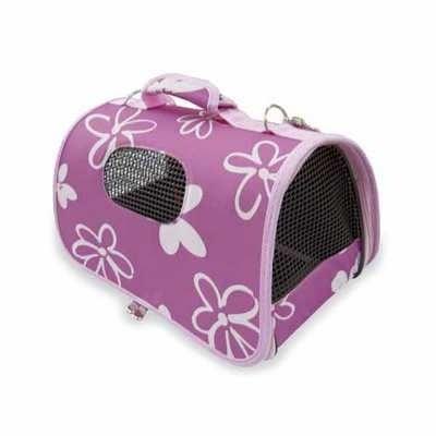 """BOLSO"" - Чанта за пренасяне на кучета и котки лилава"