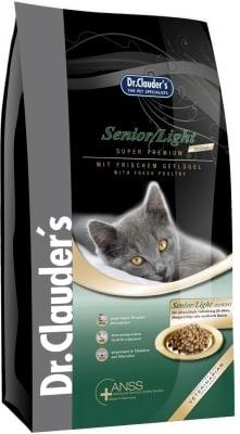 """""""Super Premium Cat Senior/Light Sterilized"""" – Супер премиум суха храна за възрастни, кастрирани или котки с наднормено тегло"""