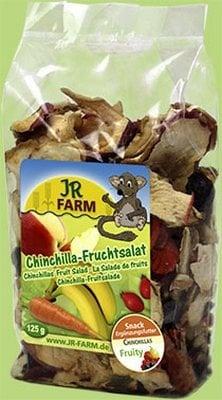 """""""Плодова салата за чинчили"""" - Подходяща и за мини зайци, хамстери и мишки"""
