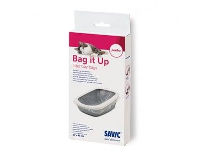 Торбички за котешка тоалетна