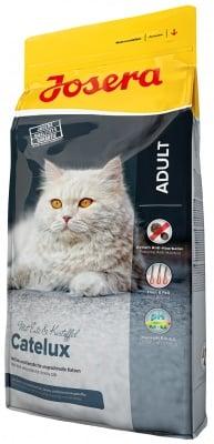 """""""Josera Catelux"""" - Храна за зрели котки, склонни към образуване на космени топки в стомаха"""