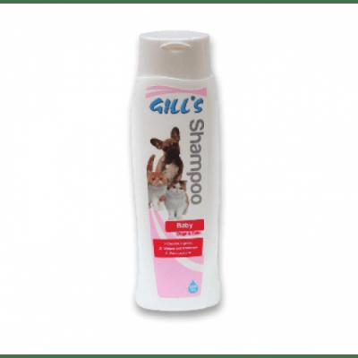 """Gill's"" - Шампоан  за домашни любимци бебета"
