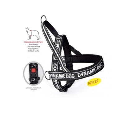 Светлоотразителен нагръдник за кучета - различни размери