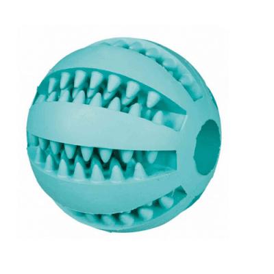 Играчка за куче - Топка мента - два размера