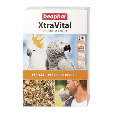 Храна за големи папагали Beaphar XtraVital, 1.00кг