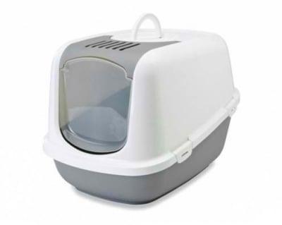 """""""Nestor Jumbo """" - Закрита тоалетна за котки с филтър"""