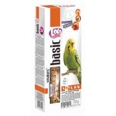 """""""LOLO PETS"""" - Крекер за вълнист папагал с различни вкусове"""