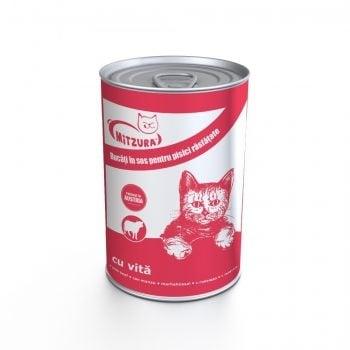 """""""Cat Cons"""" – Консерва за котки, различни вкусове"""