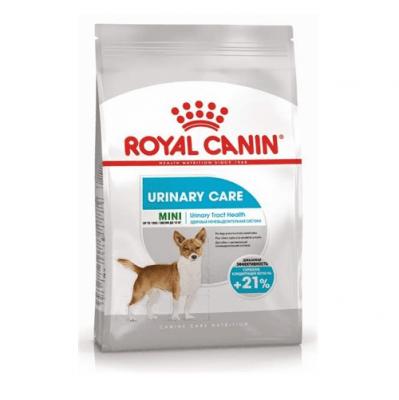 Royal Canin Mini Urinary Care - Пълноценна храна за кучета от дребни породи над 10 месецаза поддържане здравето на уринарния тракт - 1.00кг; 3.00кг