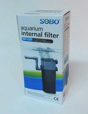 """""""Sobo WP 330 F"""" - Вътрешен филтър за аквариум"""