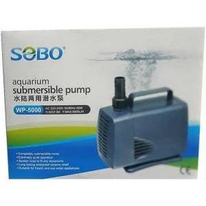 """""""Sobo WP 5000"""" - Помпа за фонтан"""