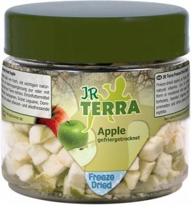 """""""JR Terra"""" –  Замразените и сушени ябълки за влечуги и земноводни"""