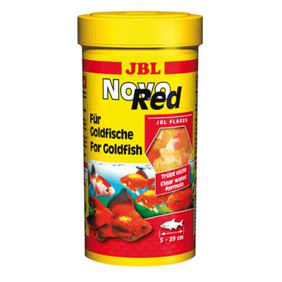JBL NOVORED - ОСНОВНА ХРАНА ЗА ЗЛАТНИ РИБКИ - ЛЮСПИ 100мл; 250мл; 1 литър