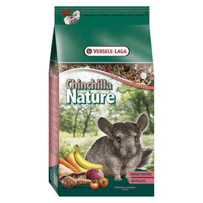 """Versele-Laga Chinchilla Nature"" - Пълноценна храна за чинчили"
