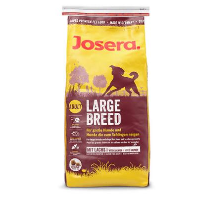 Josera LARGE BREED - Пълноценна храна за израснали кучета