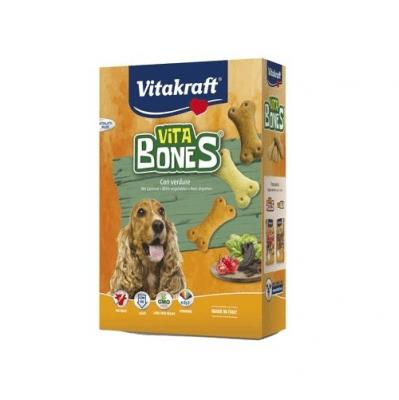 Бисквити за кучета със зеленчуци Vitakraft VITA BoneS, 400гр