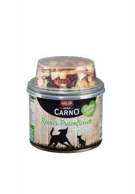 """Gran Carno Favourite"" - Двойно удоволствие със зеленчуци за кучета"
