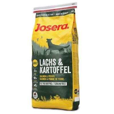 """Josera Lachs & Kartoffel"" - Храна за кучета със сьомга и картофи - насипна"