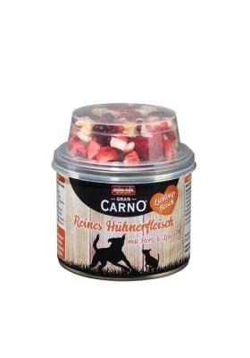 """""""Gran Carno Favourite"""" -  Двойно удоволствие с плодове за кучета"""