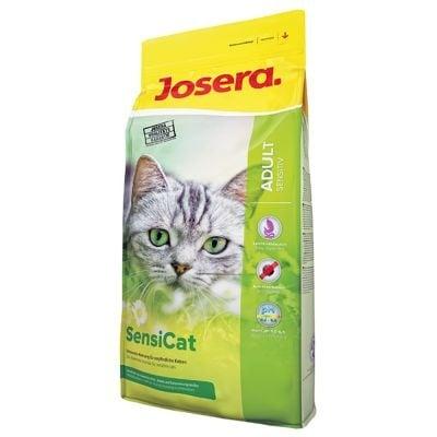 """""""Josera SensiCat"""" - Храна за котки с чувствителен стомах"""