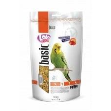 """""""LOLO PETS"""" - Пълноценна храна за вълнисти папагали с плодове"""