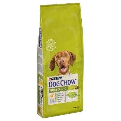 Суха храна за кучета Purina Dog Chow Adult, с пилешко месо, 100ГР НАСИПНО