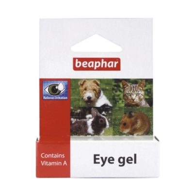 Овлажняващ и витализиращ гел за очи Eye Gel от Beaphar, Холандия