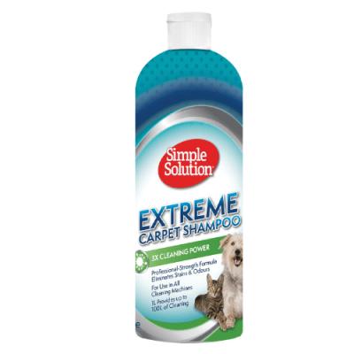 Шампоан за килими Simple Solution Extreme Carpet Shampoo, 1л