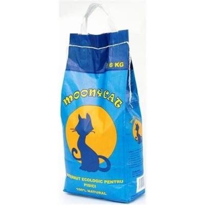 Бентонит за котешка тоалетна Moony Cat - 6.00кг